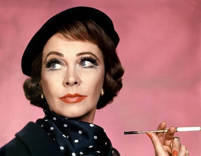 Loď bláznů (1965), Vivienina předposlední role.