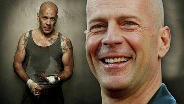 Bruce Willis byl za každých okolností fešák. Co se stalo?