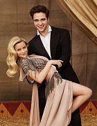 Robert Pattinson a Reese Witherspoon (Voda pro slony)