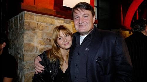 Ivana Gottová a Ladislav Štaidl