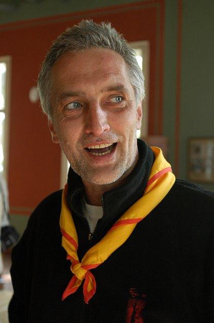 Tomáš Hanák býval vždy velký štramák, tady je na snímku zroku 2007.