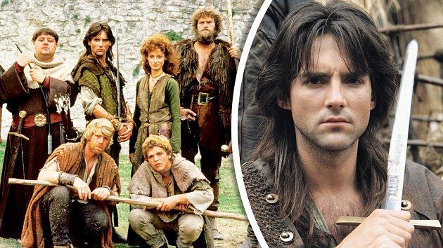 Pamatujete na toto zpracování Robina Hooda? Podle mnohých bylo nejlepší.