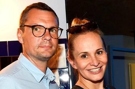 Tomáš Horna a Monika Absolonová