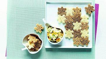 Senzační jedlá skládanka