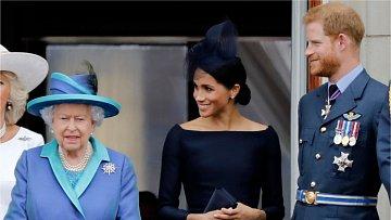 britská královská rodina