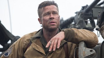 Brad Pitt se naposledy objevil ve filmu Železné srdce.