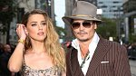 Amber Heardová a Johnny Depp