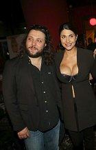 Felix Slováček mladší a jeho snoubenka Michaela Zemánková vyrazili do společnosti.