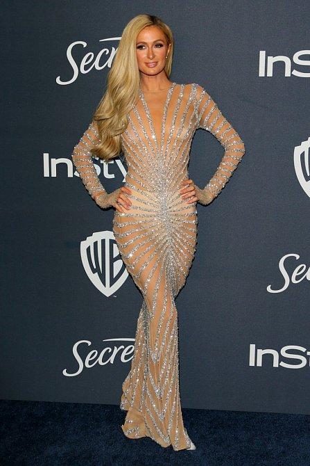 Paris Hilton vypadá  jako vždy skvěle.
