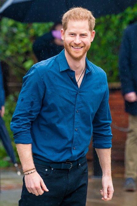 Princ Harry se nechal slyšet, že jsou podle něj členové britské královské rodiny v pasti.