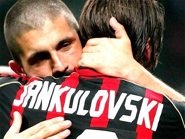 Válečník Gattuso měl pro Janka jen slova uznání.