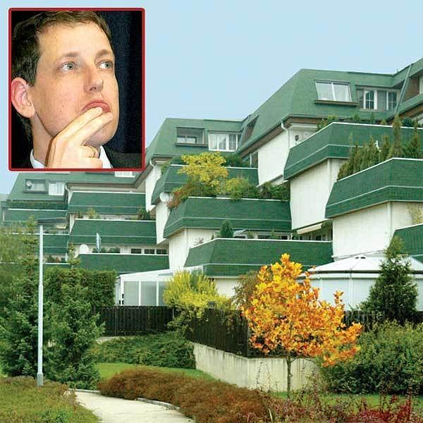 Stanislav Gross a jeho bydlení
