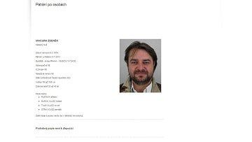 Policie pátrá po Zdeňku Macurovi