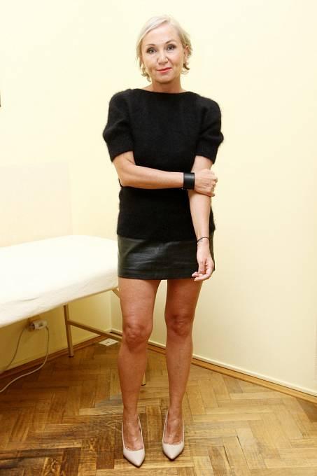 Bára Basiková vypadá skvěle.