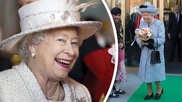 Královna má vlastní způsob, jak utéct otravným lidem.