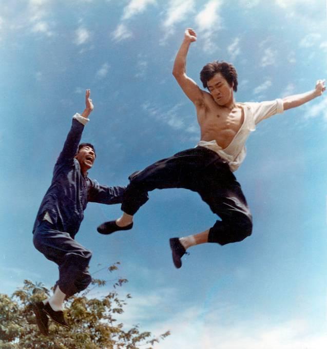 Čínský film Velký šéf (1971). Neplést se stejnojmenným snímkem, vněmž hrál Jean-Paul Belmondo.