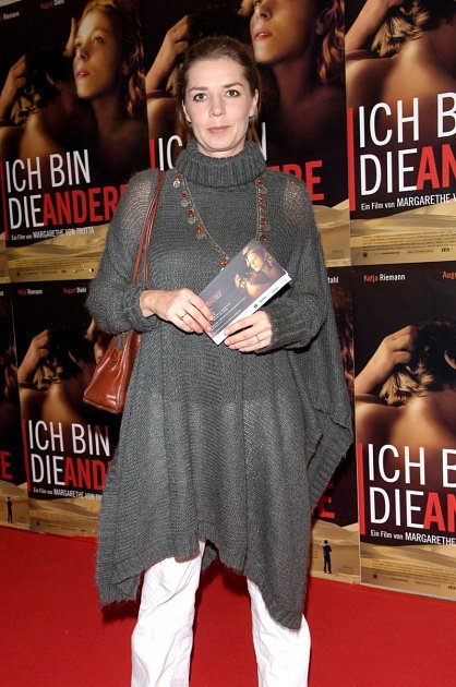 Jako herečka prorazila ivNěmecku.