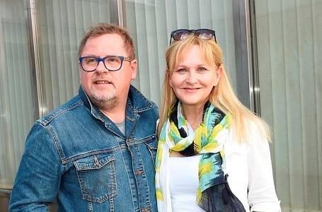 Václav Kopta a Simona Vrbická