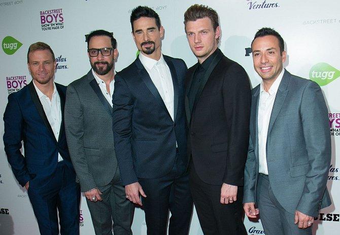 Backstreet Boys model 2015