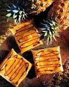 Ananasová psaníčka a novozélandský koláč