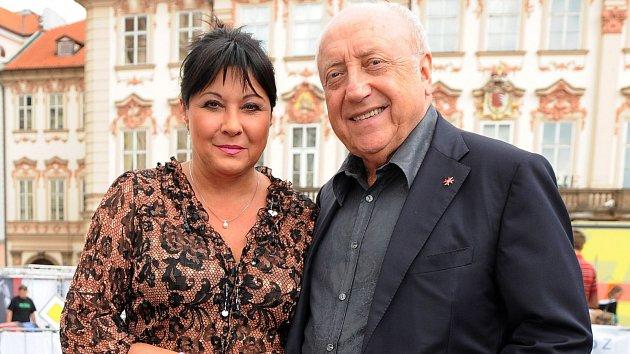 Dáda Patrasová a Felix Slováček. Jak dlouho budou ještě spolu?