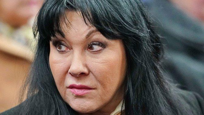 Dáda Patrasová oslavila neuvěřitelné 65. narozeniny.