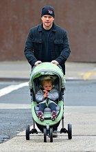 Matt Damon s dcerou Stellou