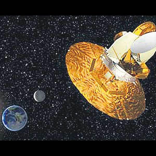 Družice WNAP zkoumá vesmír již od roku 2001.