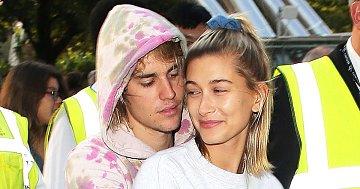 Justin a Hailey