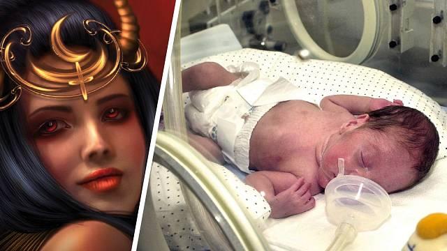 Může Lilith za náhlá úmrtí kojenců?