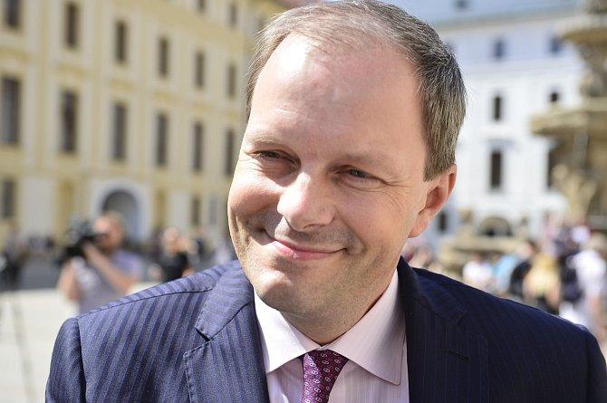 Marcel Chládek měl obtěžovat svou asistentku.