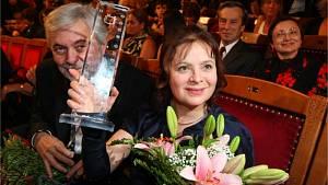 Libuše Šafránková, Josef Abrhám