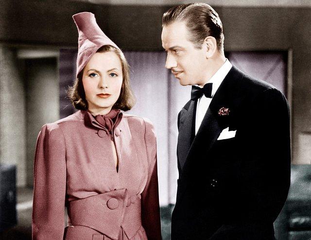 V Ninočce (1939) se poprvé před kamerou smála.