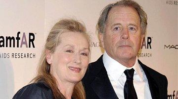 Meryl Streepová s manželem Donem.