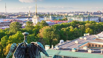 Hádali byste v této fotografii Rusko?