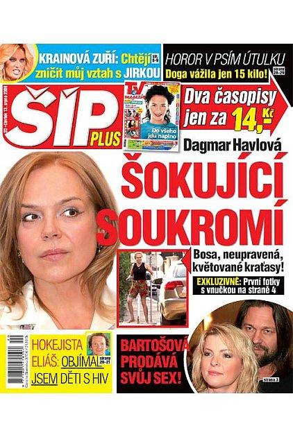 Titulka 13. 8. 2009