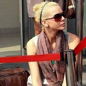 Veronika Machová v Číně, dějišti Miss World