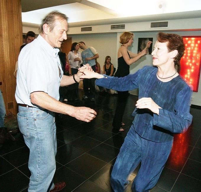 Radoslav byl i skvělý tanečník.
