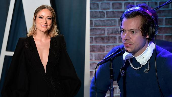Olivia Wilde Harry Styles