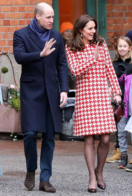 Princ William s novým sestřihem.