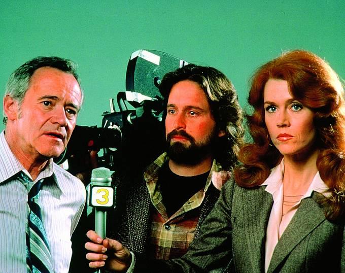 Vthrilleru Čínský syndrom (1979) si zahrál sMichaelem Douglasem aJane Fonda.