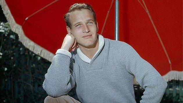 Paul Newman přispíval i na charitu.
