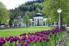 Udržované parky jsou ozdobou i chloubou města.
