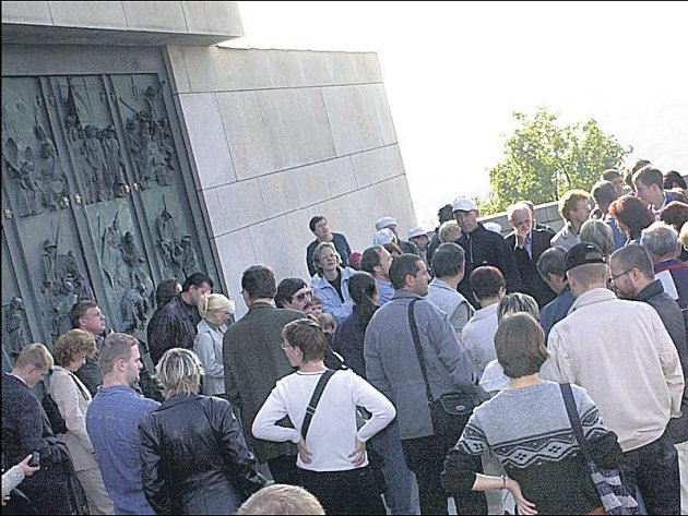 Památník navštívilo 1200 lidí