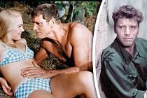Burt Lancaster pořádně tvrdý chlapík!