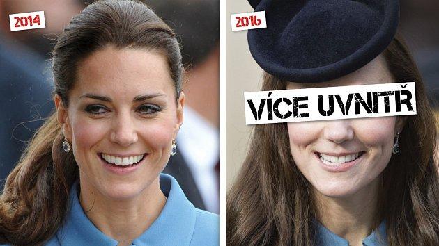 Kate vyděsila mnoho Britů...