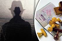 Tajemný pasažér uvedl celníky apozději ipolicisty vúžas.Skutečně šlo opřízrak zjiné dimenze?