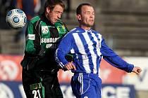 Fotbalisté Vítkovic vstoupili do jarního snažení o udržení druholigové příslušnosti proti Sokolovu tím nejlepším možným způsobem.