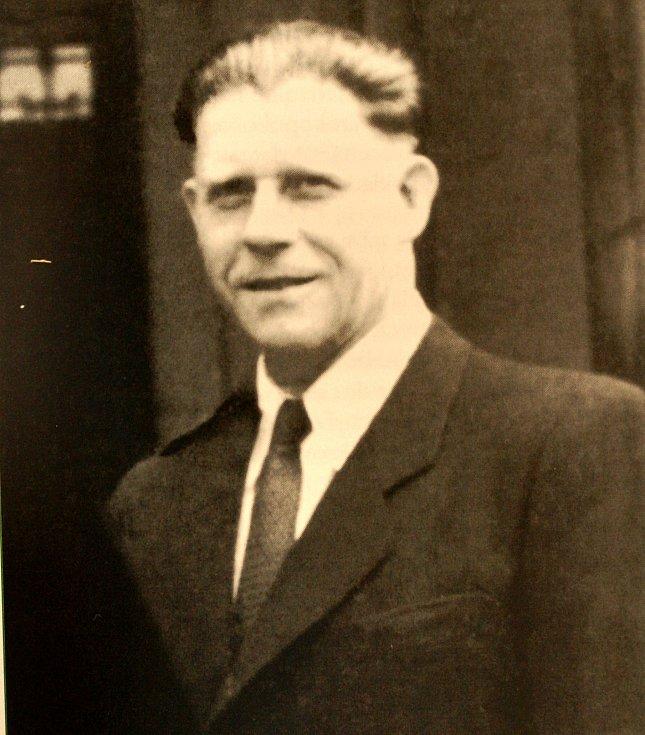 JOSEF HEREL. Důlní inspektor Dolu Doubrava na Karvinsku byl neoprávněně obviněn ze záměrné sabotáže a později odsouzen k trestu smrti.