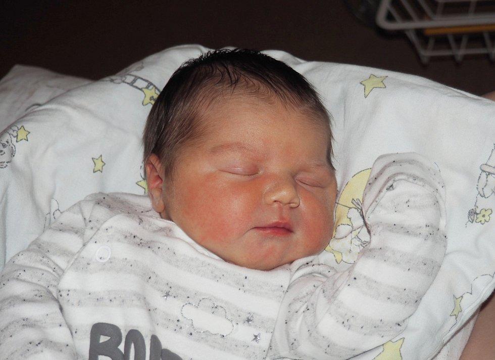 Andrea Packová, 18. 3. 2019, 52 cm, 4350 g. Poruba. Fakultní nemocnice Ostrava.